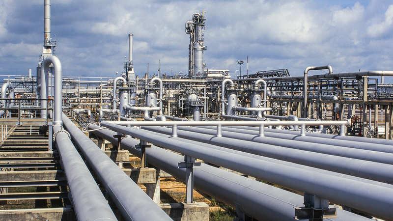 بهره برداری از خط جدید گاز صنایع پتروشیمی در آیندهای نزدیک