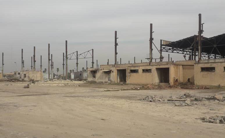 پشت پرده تخریب و اسقاط فروشی کارخانه لوله سازی خوزستان چه کسانی هستند؟