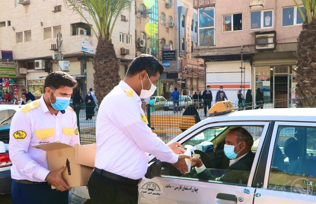 ممنوعیت افزایش کرایه تاکسی در اهواز