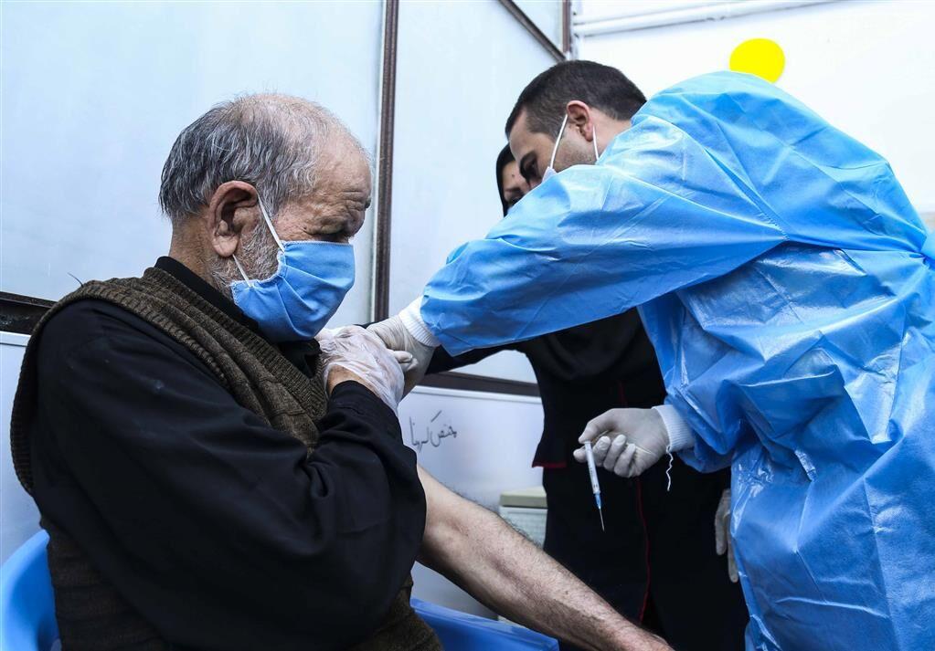 فرا خوان افراد بالای ۶۵ سال خوزستانی برای تزریق واکسن کرونا