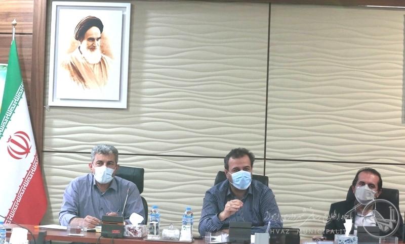 شهردار اهواز دستور تجلیل از شهروندان مطالبه گر را صادر کرد
