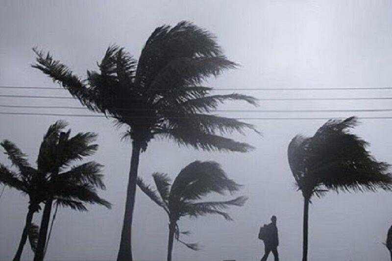 هشدار نسبت به وقوع تند بادهای لحظه ای در خوزستان