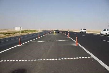 احداث باند دوم جاده خرمشهر- اهواز آغاز شد