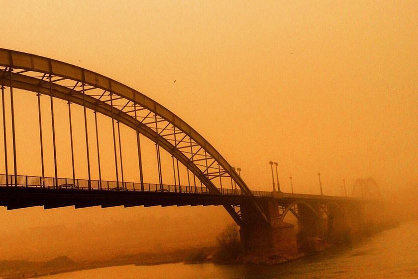 خوزستان، گرد و خاک محلی