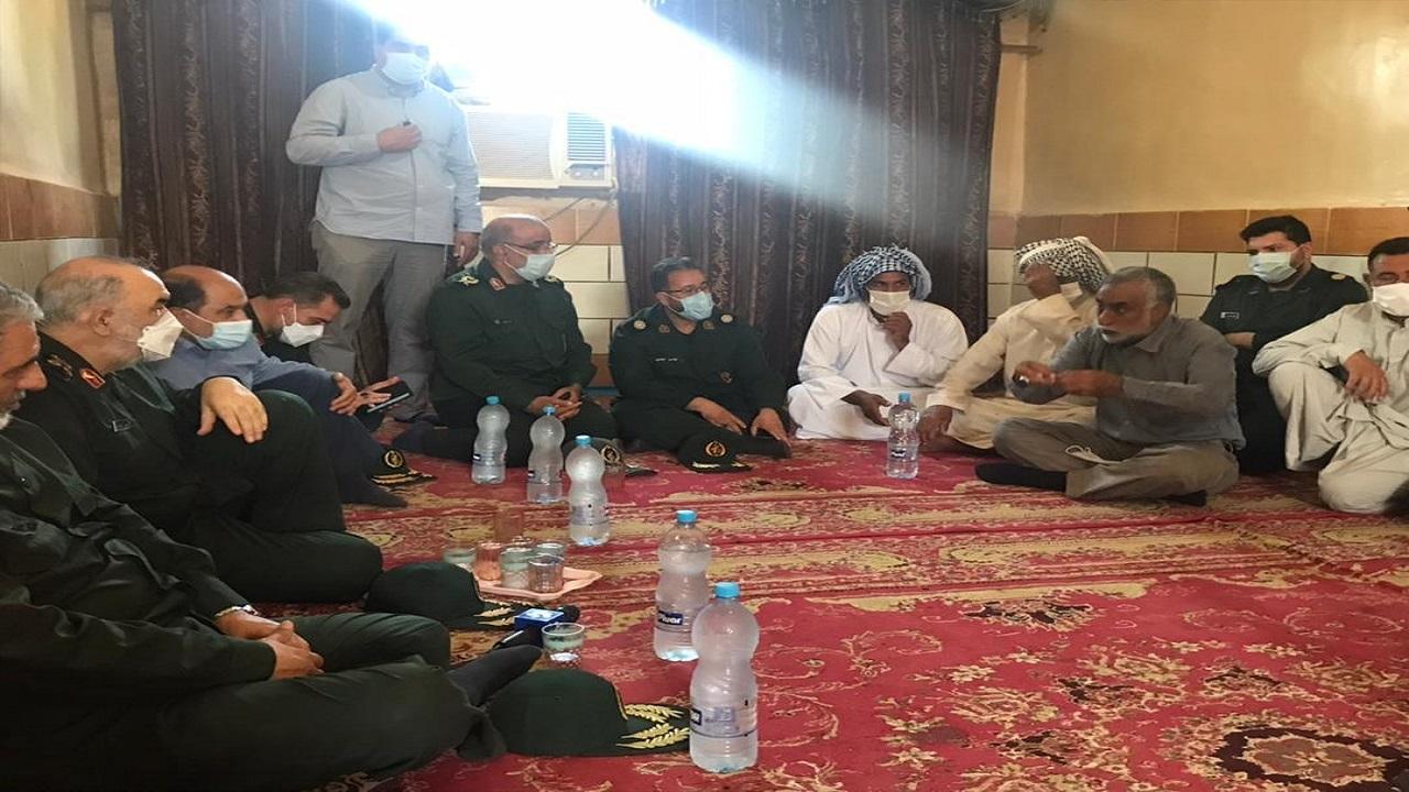 به مردم خوزستان وفادار هستیم
