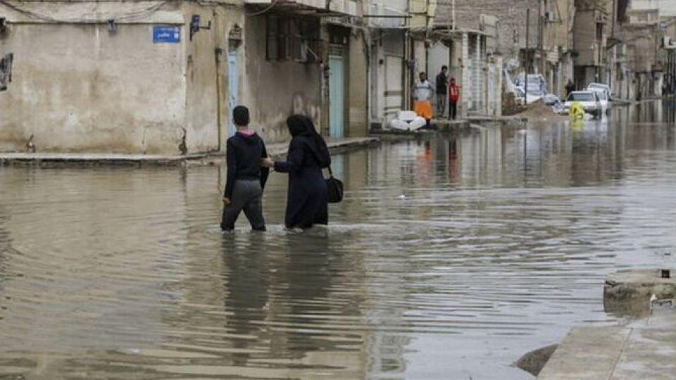 مقصرین آبگرفتگیهای خوزستان بازداشت شدند
