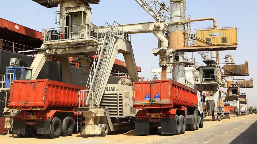 بیش از ۱۰ میلیون تن کالا از مبدا خوزستان جابه جا شد