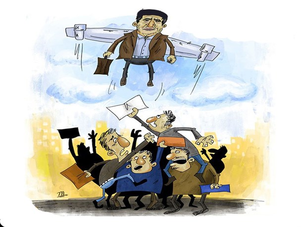 مدیران پروازی پتروشیمی ها، دردهای مردم خوزستان را حس نمی کنند!