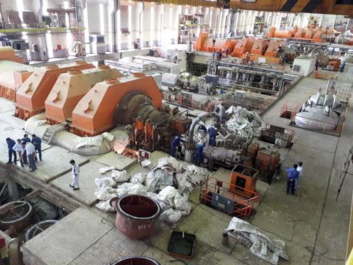 بازسازی بیش از ۱۹۰ قطعه تجهیزات در نیروگاه رامین اهواز