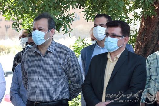 شهردار اهواز: نگهداری و احیای نقاط تاریخی شهر باعث توسعه گردشگری می شود