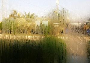 رطوبت بیش از ۷۰ درصد در ۶ نقطه خوزستان