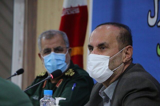 وضعیت خوزستان بسیار خطرناک و بحرانی شد