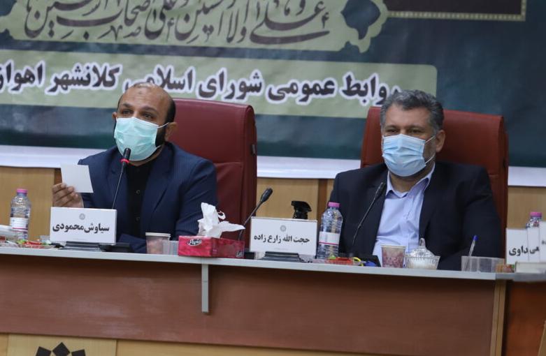 تشکیل کارگروه تخصصی ساماندهی نیروهای شهرداری اهواز