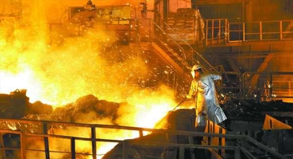 ادامه محدودیت برق شرکت فولاد خوزستان