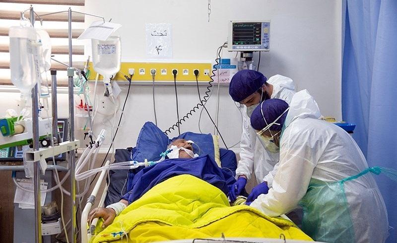 بستری بیماران کرونایی در خوزستان همچنان افزایش دارد