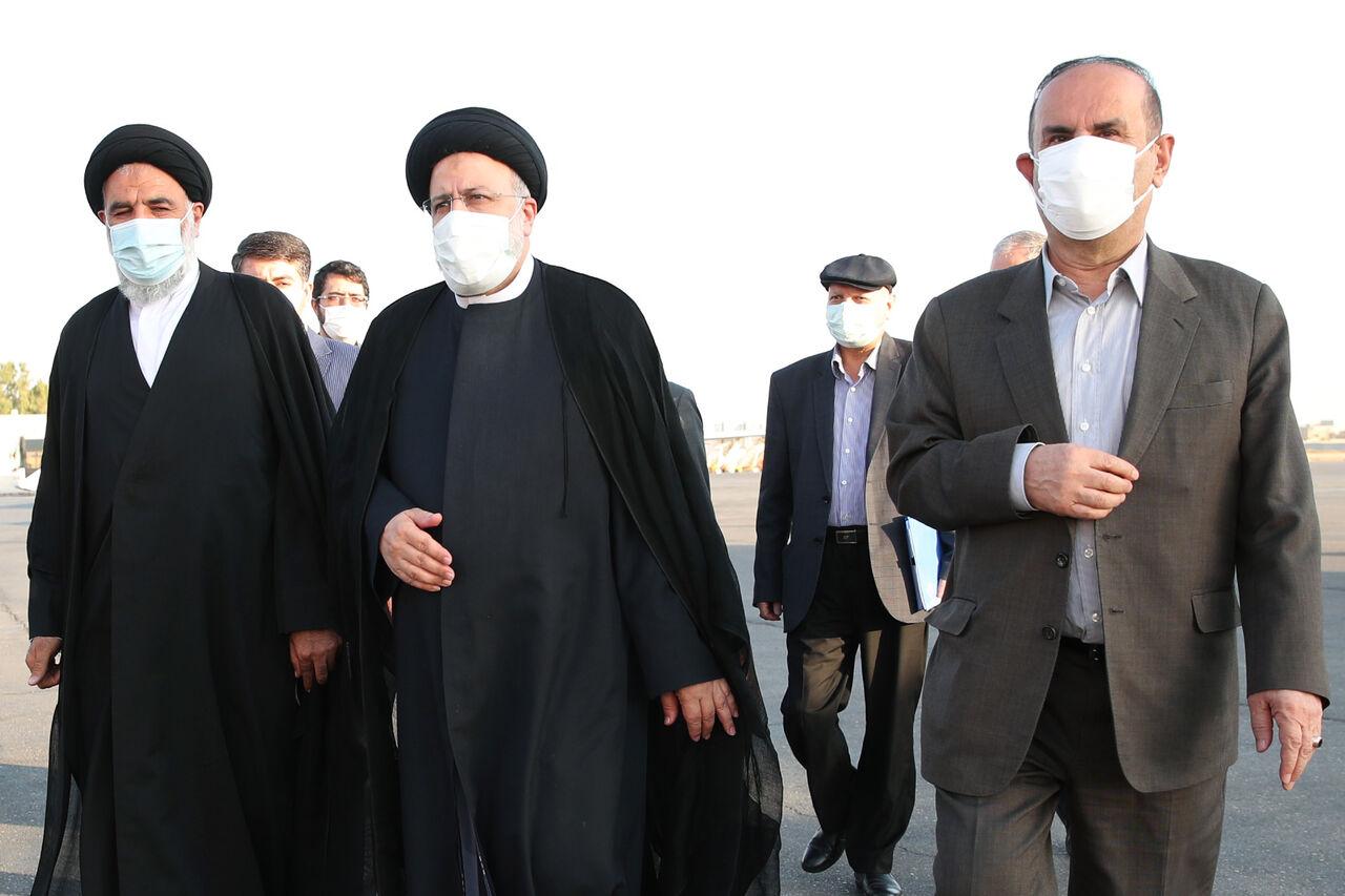 پیامهای نخستین سفر استانی رئیس جمهور