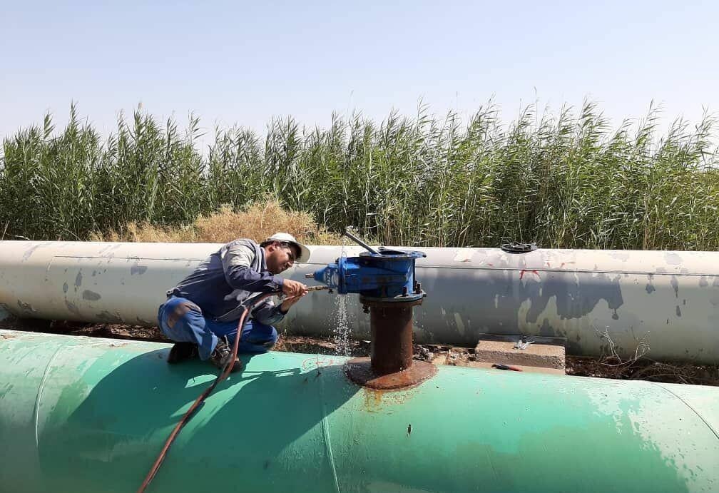 تشکیل ستاد فرماندهی دولت برای حل مشکلات آب خوزستان