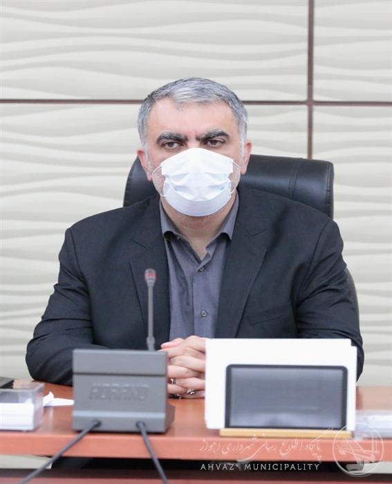 سرپرست شهرداری اهواز خبر داد: طرح فراگیر مردمی در شهر اهواز برگزار می شود
