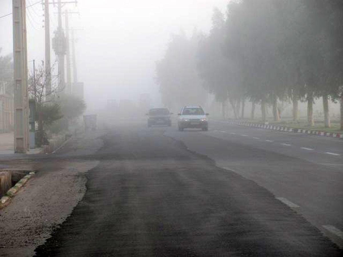 پدیده غالب جوی شرجی از روز چهارشنبه در خوزستان