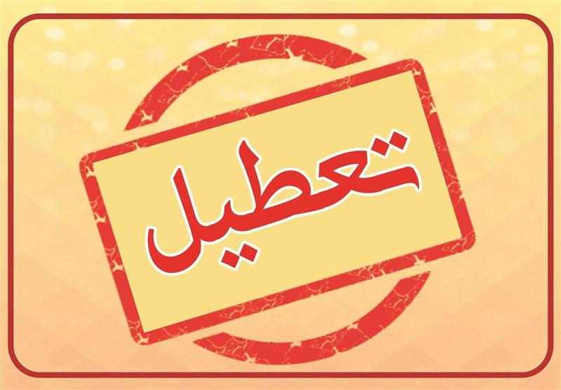 تعطیلی تمامی مشاغل جز گروه شغلی یک در خوزستان