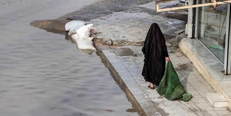 مشکل آب های سطحی سریعتر برطرف شود