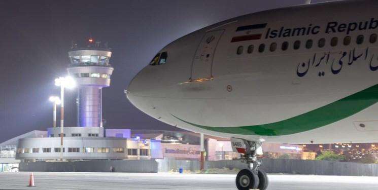 افزایش پروازهای فرودگاه تبریز در مسیر اهواز