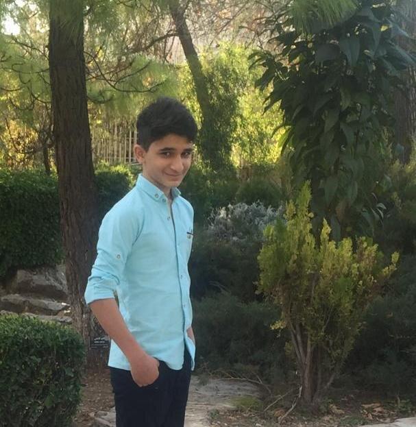 ایران تمام قد به احترام از خود گذشتگی نواجوان ۱۵ ساله ایستاد