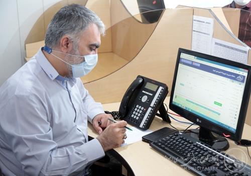 گفتگو مستقیم سرپرست شهرداری اهواز با مردم در سامانه ۱۳۷