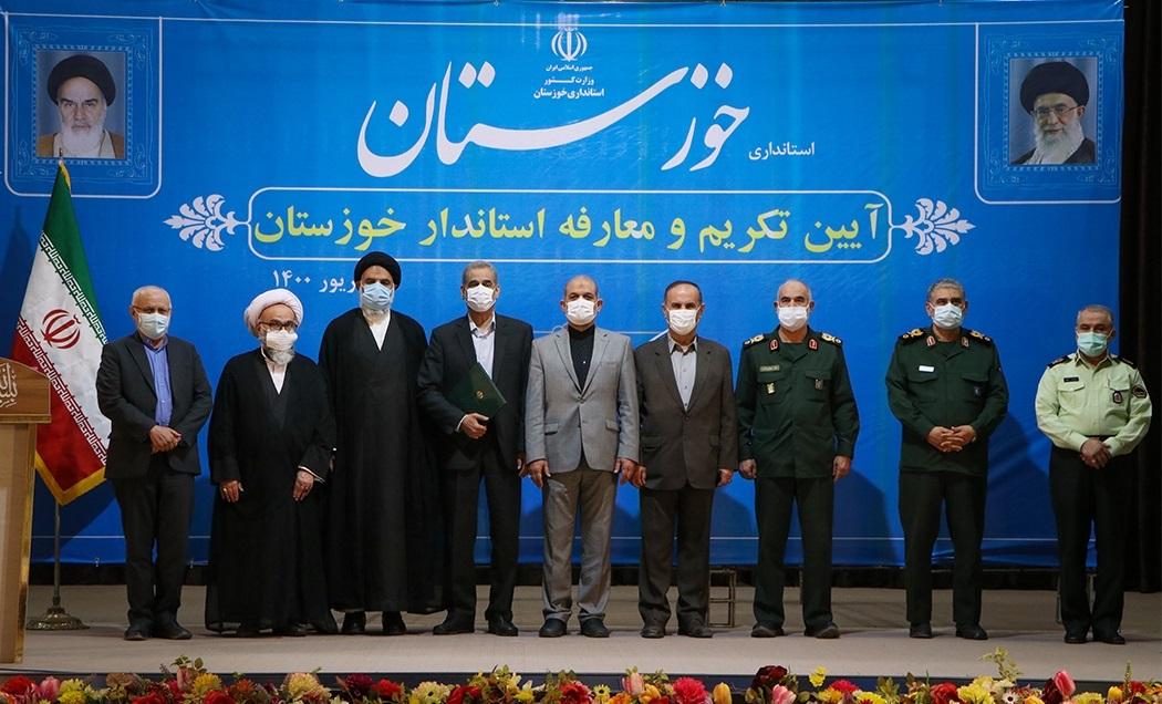 در معارفه استاندار جدید خوزستان چه گذشت؟