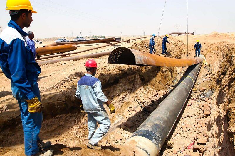 محدودهی عملیاتی شرکت نفت عمدتاً هیچگونه تداخلی با محدودهی اجرای طرح جامع فاضلاب شهر اهواز ندارد