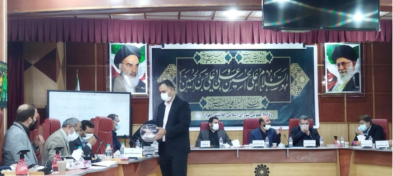 رییس شورای شهر اهواز: اولویت ما اجرای طرح دفع ابهای سطحی است