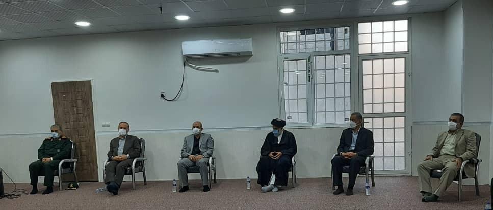 دیدار وزیر کشور با نماینده ولی فقیه در خوزستان