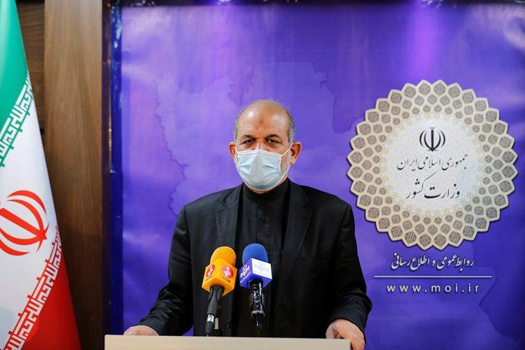 وحیدی: رویکرد وزارت کشور انتخاب استاندارهای مردمی است