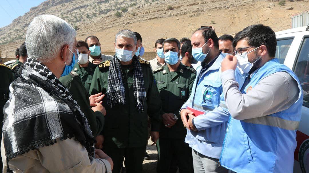 شرکت فولاد خوزستان به یاری زلزله زدگان اندیکا شتافت