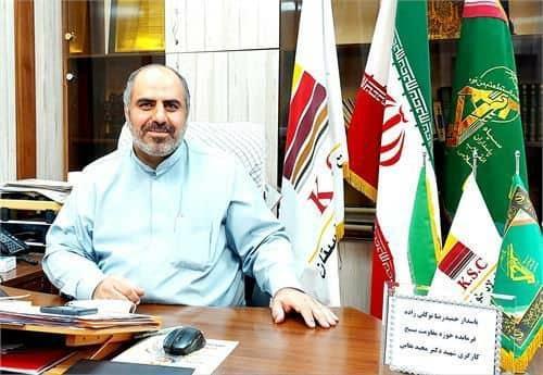 شرکت فولاد خوزستان بیشترین پشتیبانی را از مراکز واکسیناسیون دارد