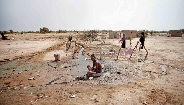 حل مسئله آب خوزستان نیازمند اراده پرقدرت سیاسی است