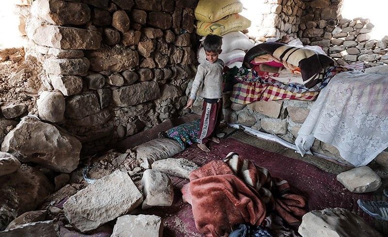 خسارت صد درصدی به بیش از ۶۰۰ واحد مسکونی در اندیکا